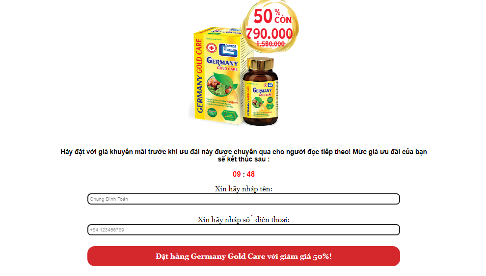 Germany Gold Care (2)