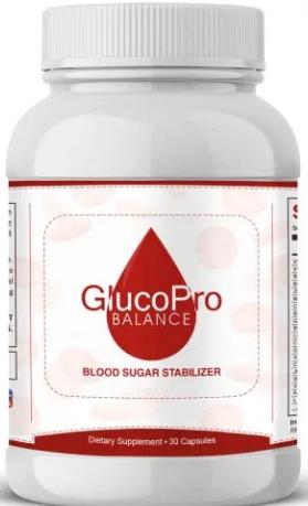 GlucoPro Balance