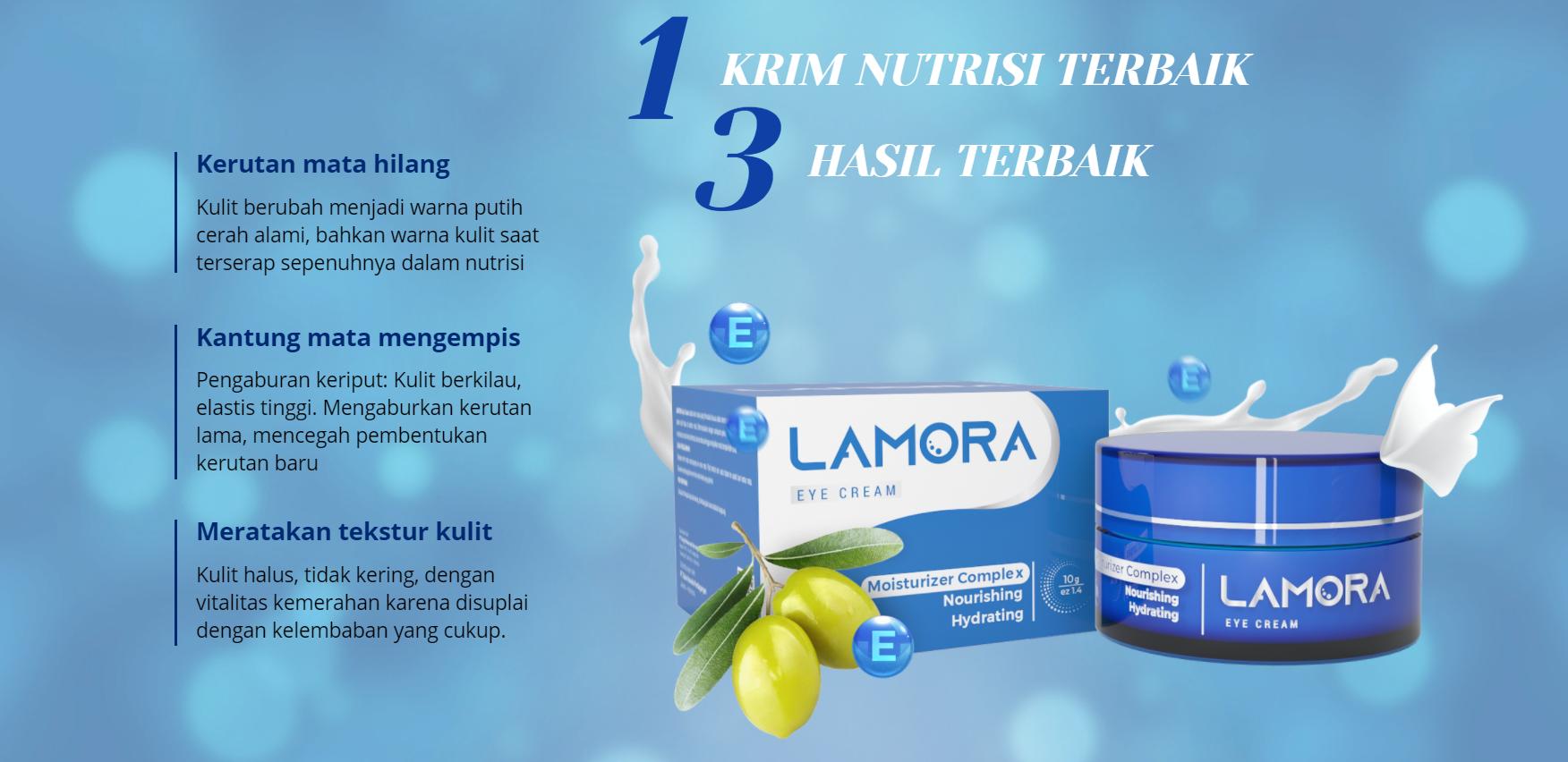 Lamora Eye Cream