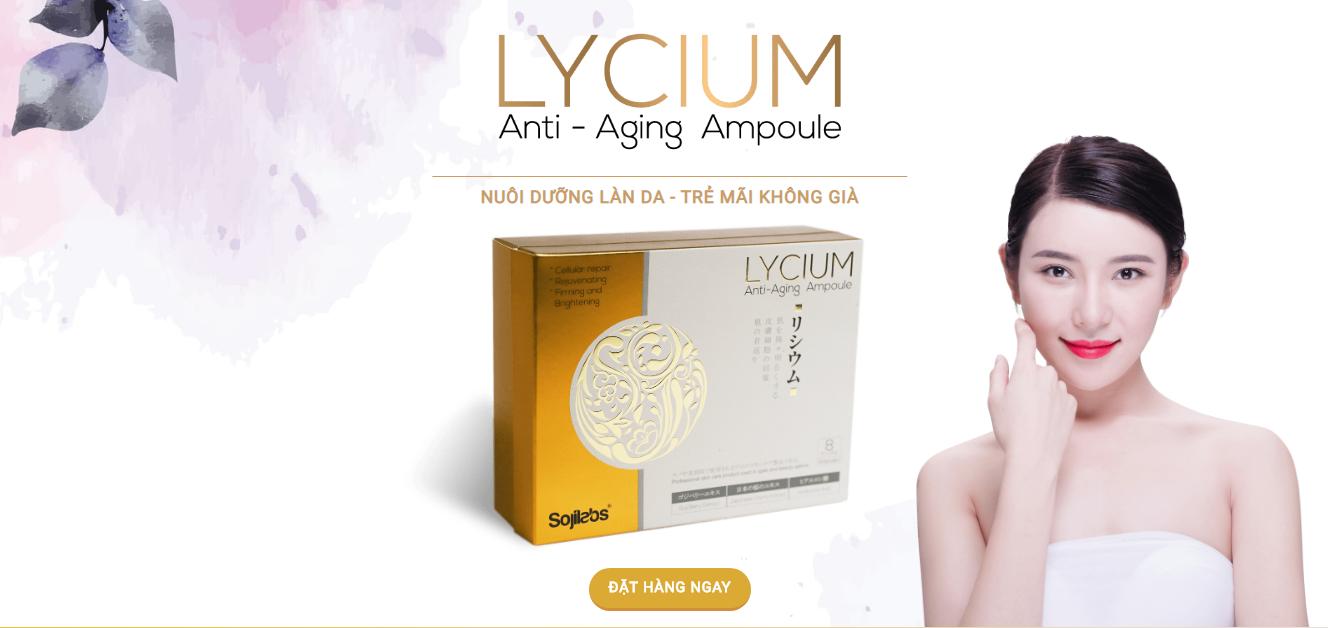 Lycium Ampule Serum