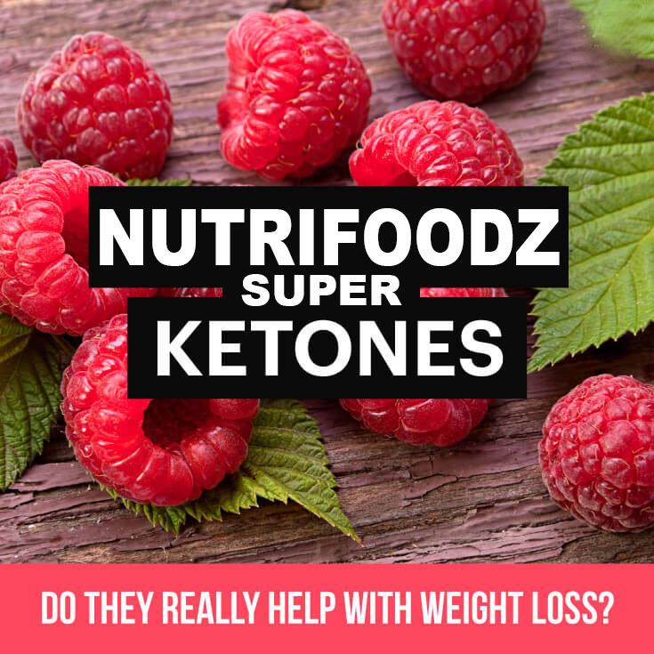 Nutrifoodz Super Ketones Evarigan