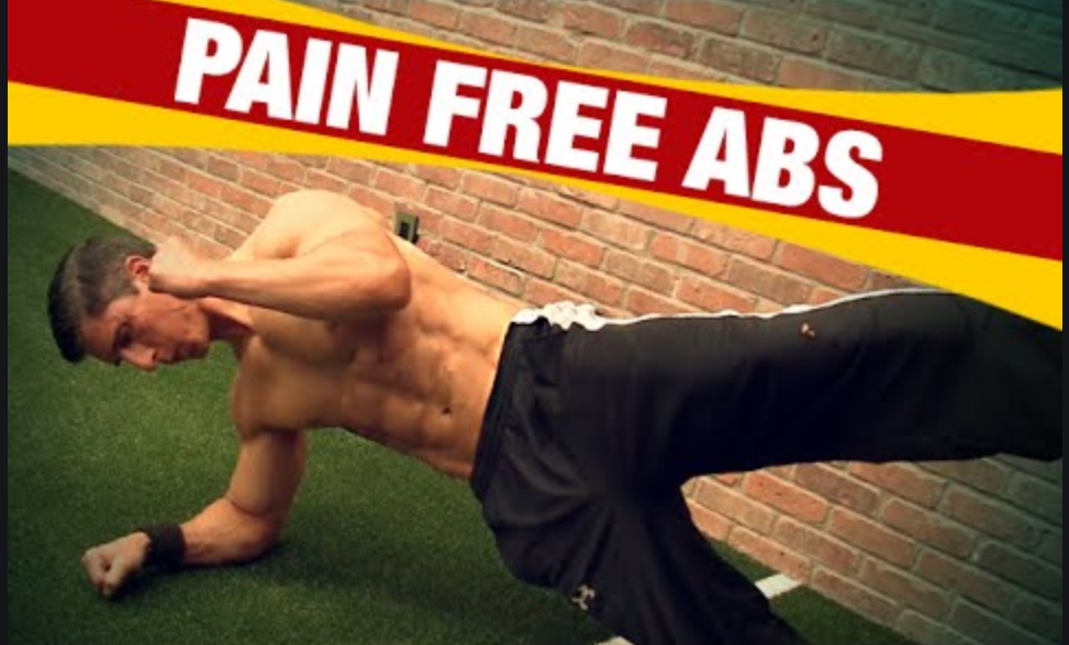 Painless Ab Workouts