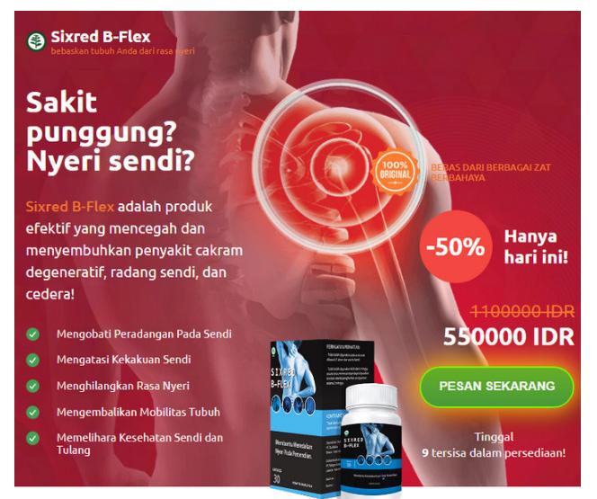 Sixred BFlex