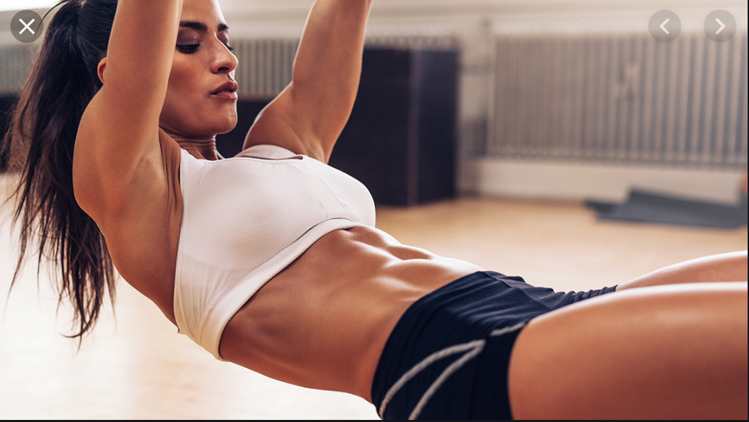 Want to Killer Flat Abs must Go for it