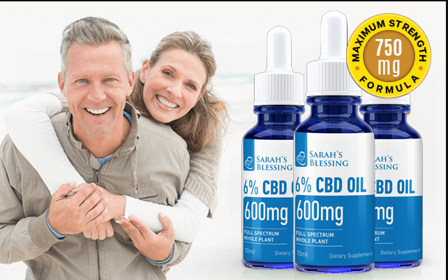 Sarah's Blessing cbd oil